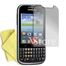 3 Pellicole Per Samsung Galaxy Chat B5330 Ch@t Pellicola Proteggi Salva Display