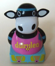 Dairylea Exclusive Promo Racing Cow Toy pull back Car Dairy lea cheese spread