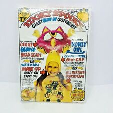 Kooky Spooks Vintage Halloween Blow Up Costume NEW Howly Owl As Seen On TV