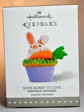 Hallmark: Some Bunny To Love - Keepsake Cupcakes - Series 9th - 2016 Ornament