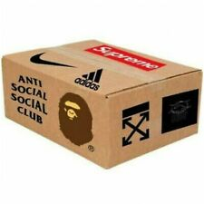 $1600 RRP Mystery Box Set of Assorted Hype Shoe Brands
