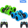 Twister.CK 2Pack RC Stunt Car with Remote Control, 2.4 GHz RC Racing Trucks Off