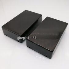 Us Stock 2pcs Plastic Project Box Electronic Enclosure Case Diy 100 X 60 X 26mm