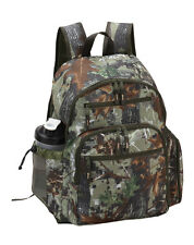 Camo Lightweight Hiking Outdoor Camping  Hunting Fishing Backpack P3655