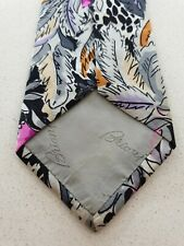 Brioni Silk Tie 8.6cm