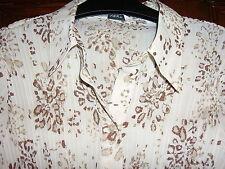 Waist Length Classic Collar Blouses for Women NEXT
