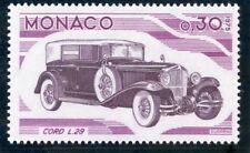 STAMP / TIMBRE DE MONACO  N° 1021 ** VOITURE AUTOMOBILE / CORD L 29