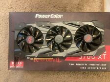 PowerColor Red Devil AMD Radeon RX 5700 XT 8GB GDDR6 Graphics Card 5700XT