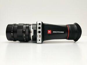 Blackmagic Pocket Cinema Camera + Voigtländer Nokton 25mm F/0.95 Lens + More
