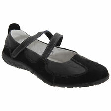 Plus Size 100% Leather Mary Janes Shoes for Women