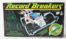 RARE VINTAGE 1989 RECORD BREAKERS PHANTOM ROAD BURNER SERIES HASBRO NEW !