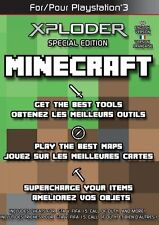 Xploder Special Edition for Minecraft On PS3 Brand New & Factory Sealed