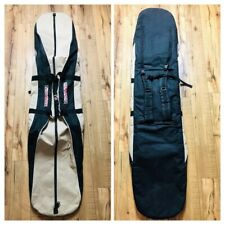 """Kamikaze 5'7"""" Snowboard Expedition Storage Backpack Carry Tour Bag"""
