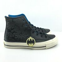 Converse Chuck Taylor All Star 70 CTAS Hi Black Spray White 155358C Batman DC