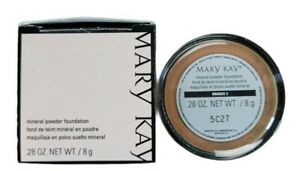 Mary Kay Mineral Powder Foundation Bronze 2 - .28oz NEW IN BOX 040991