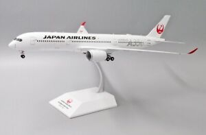 EW2359002 1/200 JAPAN AIRLINES A350-900XWB JAL - SILVER REG: JA02XJ WITH STAND