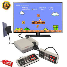 Mini TV Game Console Classic 620 Games Built-in+2 Controller For Kid Xmas Gift