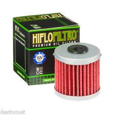 Filtre à huile de Qualité HF167 Daelim VC125 1996  VS VT 125 Evolution 1997-2005