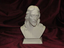 Ceramic Bisque Jesus Christ Bust U-Paint Religious Christian