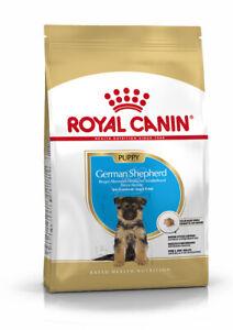 Royal Canin German Shepherd Puppy Dry Dog Food - 12kg