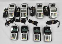 Lot of (8) Fast Data Credit Card Terminals FD35 FD50Ti FD100Ti