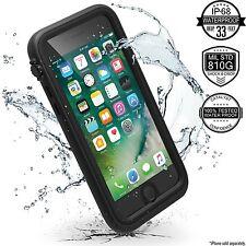 Case Catalyst Waterproof for iPhone 7, 8 - BLACK