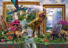 Schmidt Jigsaw - Dinosaurs coming to Life by Jan Patrik Krasny (1000 pieces)