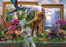 Schmidt Jigsaw - Dinosaurs coming to Life by Jan Patrik Krasny (1000 pieces)