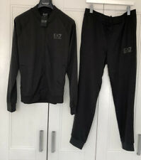 Armani EA7 Mens Full Tracksuit Size XXL Pit To Pit 22 Inches 100% Genuine
