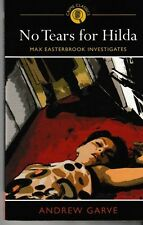 No Tears for Hilda - PB 2012 - Andrew Garve - Max Easterbrook Mystery