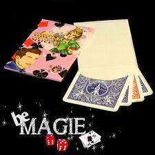 Dream Queen - La Reine Prédite - Tour de magie cartes