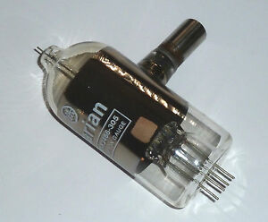 Varian 0563-K2466-305 Bayard-Alpert Type Ionization Gauge Tube Iridium-Thorium