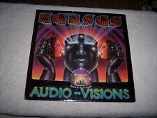 LP<<KANSAS<<AUDIO-VISIONS   **NM VINYL**   #87