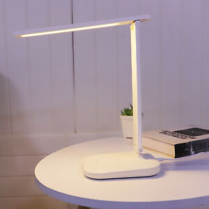 Adjustable 24 LED Desk Bedside Reading Lamp Table Study Light Touch Control