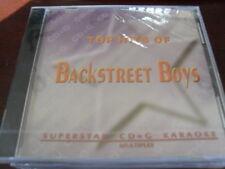 SUPERSTAR KARAOKE CD+G SKG 516 THE BACKSTREET BOYS MULTIPLEX 12 TRACKS