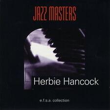 Herbie Hancock Jazz Masters 100 ans de Jazz e.f.s.a. Collection CD 1996 Mandarin