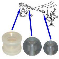 Gear Linkage Selecter Bush Kit VW T4 to 2003 Shift Rod Repair Set 3 pieces EAP