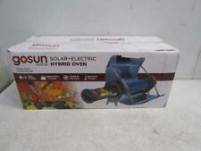 GoSun Fusion Solar + Electric Hybrid Oven