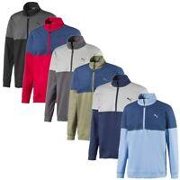NEW Mens Puma 2020 CloudSpun Warm Up Golf 1/4 Zip Pullover - Choose Size & Color