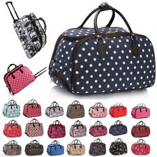 LeahWard Women's Girl's Holdall Luggage Bag Hand Baggage Travel Suitcase Holiday