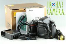 Nikon D750 Digital SLR Camera With Box *Shutter Count 2056* #24679