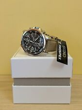 Seiko Prospex Solar Powered SSC293P1 Military Alarm Chronograph 100m