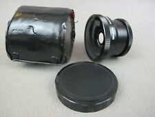 Vintage Miranda Semi-Fisheye LENS attachment & CASE