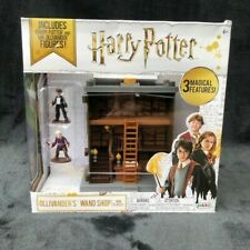 Harry Potter Ollivander's Wand Shop Mini Playset Figure Boys Toys NIB Sealed