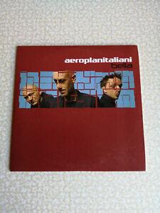 AEROPLANITALIANI - BELLA - CD SINGOLO PROMO - NUOVO