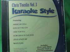 Chris Tomlin #3 ~ Christian Daywind Karaoke Style ~~ How Great is Our God ~ CD+G