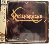 QUEENSRYCHE - S/T JAPAN SHM-CD + 10 Bonus Tracks Live Konzert UICY-25519 NEU
