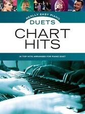 Realmente Fácil Piano dúos: Chart Hits