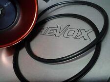 Studer Revox NAB Adapter/Adaptor replacement O rings