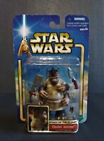 2002 Hasbro Star Wars Attack of the Clones Dexter Jettster Collection 2